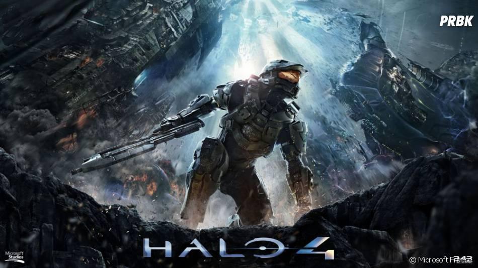 Halo 4 bat le record du film The Avengers