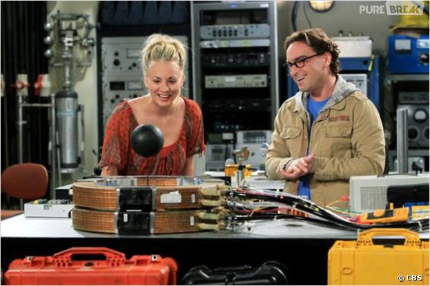 Fiançailles à venir pour Penny et Leonard dans The Big Bang Theory