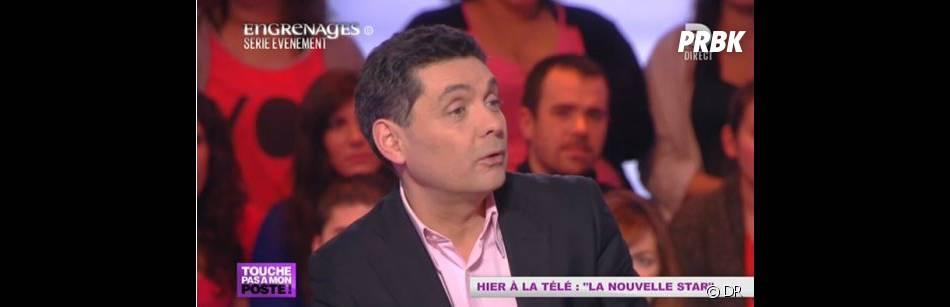 Thierry Moreau n'a pas tout apprécié dans Nouvelle Star !