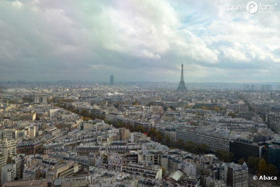 Une odeur de gaz plane depuis hier sur Paris.