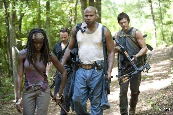 The Walking Dead prépare une deuxième partie de saison intense