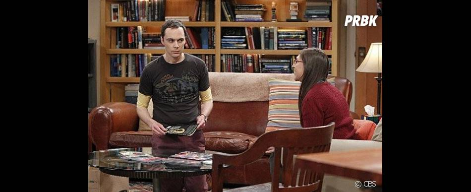 Sheldon pourrait avoir peur de la réaction d'Amy dans The Big Bang Theory