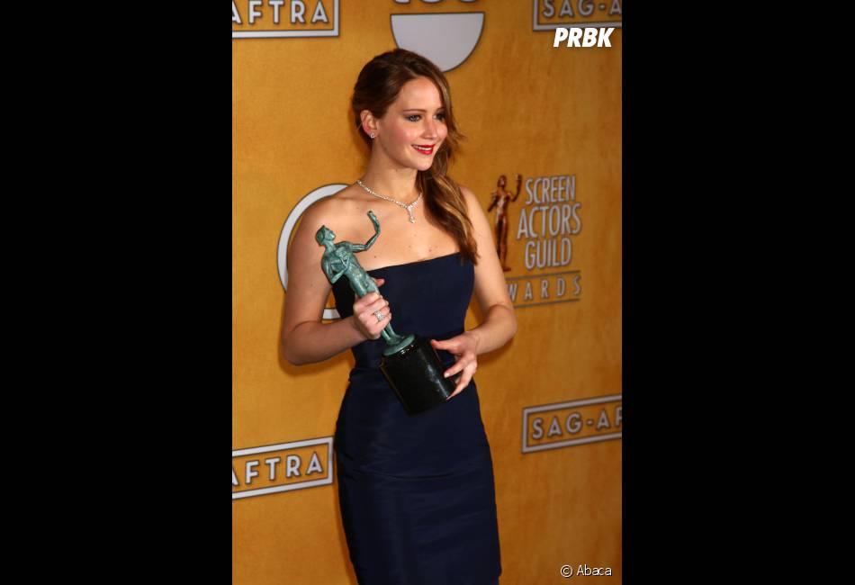 Jennifer Lawrence sublime malgré une pneumonie
