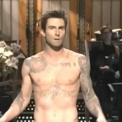 Adam Levine torse-nu pour une parodie sexy de The Voice US !