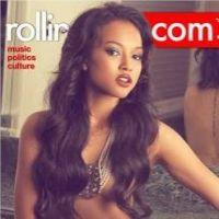 Karrueche Tran plus exhib que Rihanna : sa couv bouillante pour Rolling Out