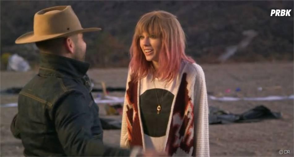 Taylor Swift voulait incarner un personnage