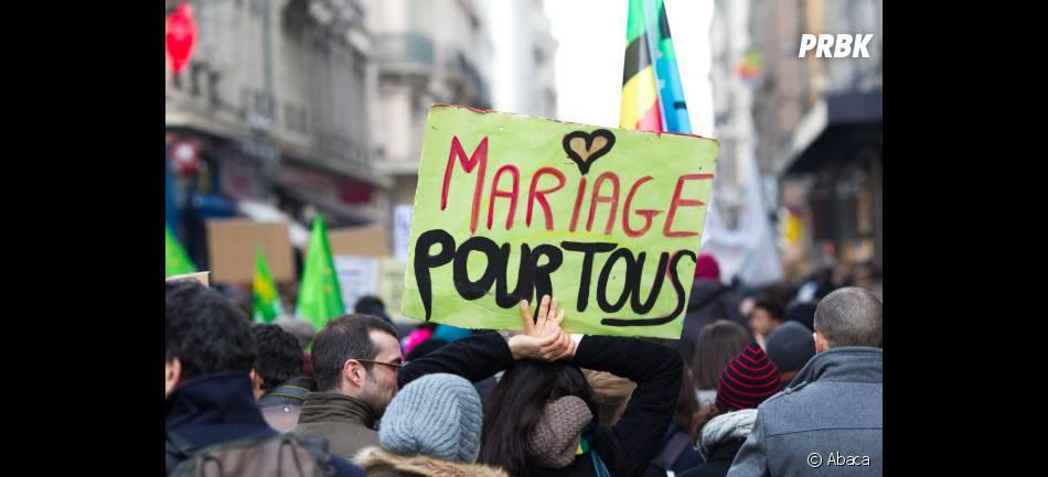 Le mariage pour tous mobilise les Français