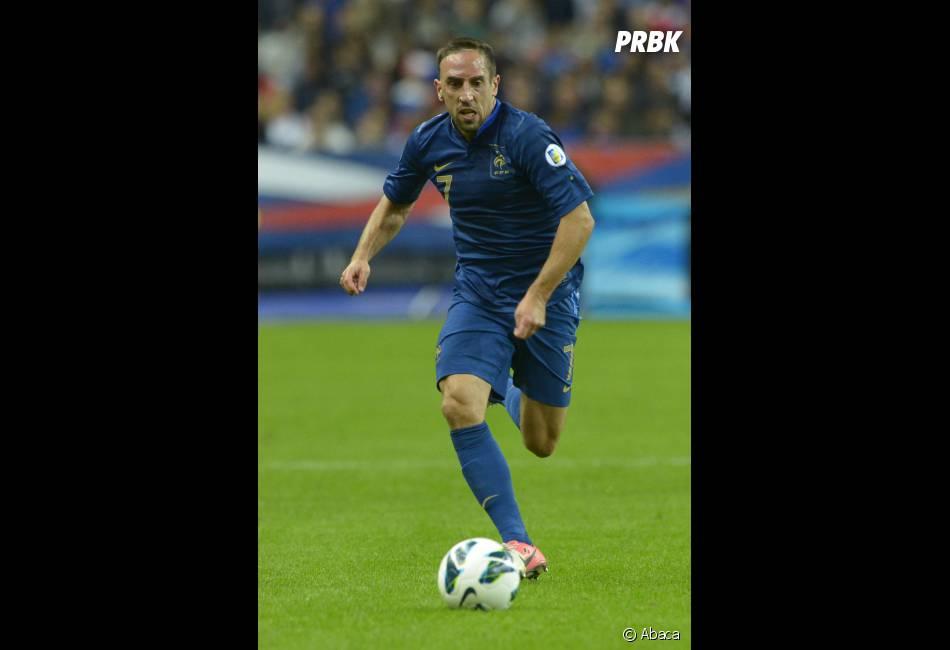 Franck Ribéry va devoir apprendre à réserver une chambre d'hôtel