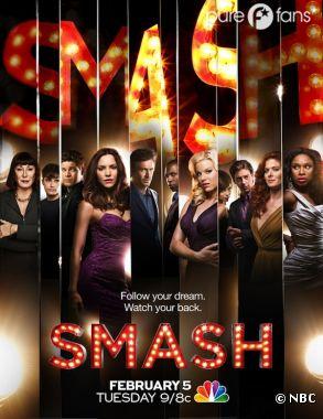 La saison 2 de Smash arrive sur NBC