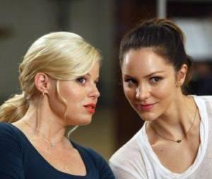 Karen et Ivy, de vraies frenemies dans Smash