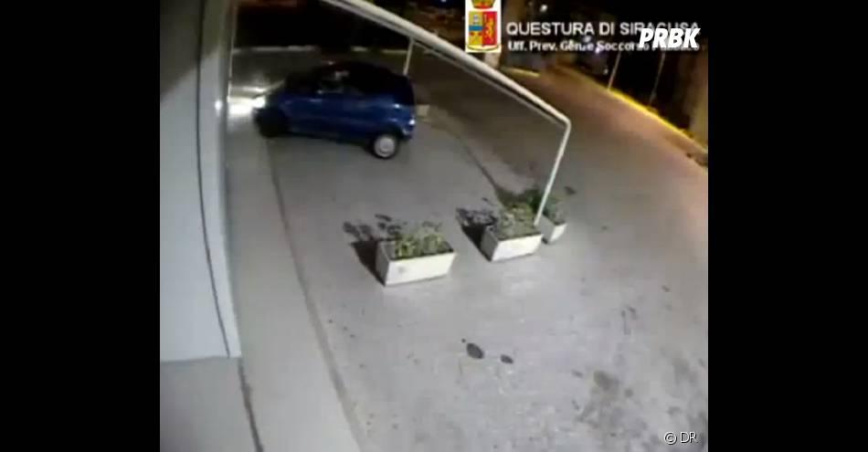 La voiture du voleur est vilaine