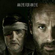 """The Walking Dead saison 3 : """"une vendetta"""" sanglante entre Rick et le Gouverneur (SPOILER)"""