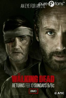 Un affrontement sanglant entre Rick et le Gouverneur dans The Walking Dead