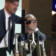 Rex : découvrez le premier homme bionique...bluffant ! (VIDEO)