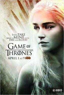 Les dragons de Daenerys ne seront pas au centre de la saison 2 de Game of Thrones