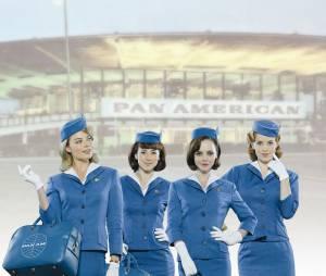 Christina Ricci était au casting de Pan Am qui a fait un bide sur ABC en 2011