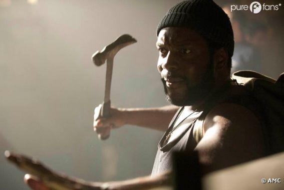 Tyreese en méchant dans la série ?