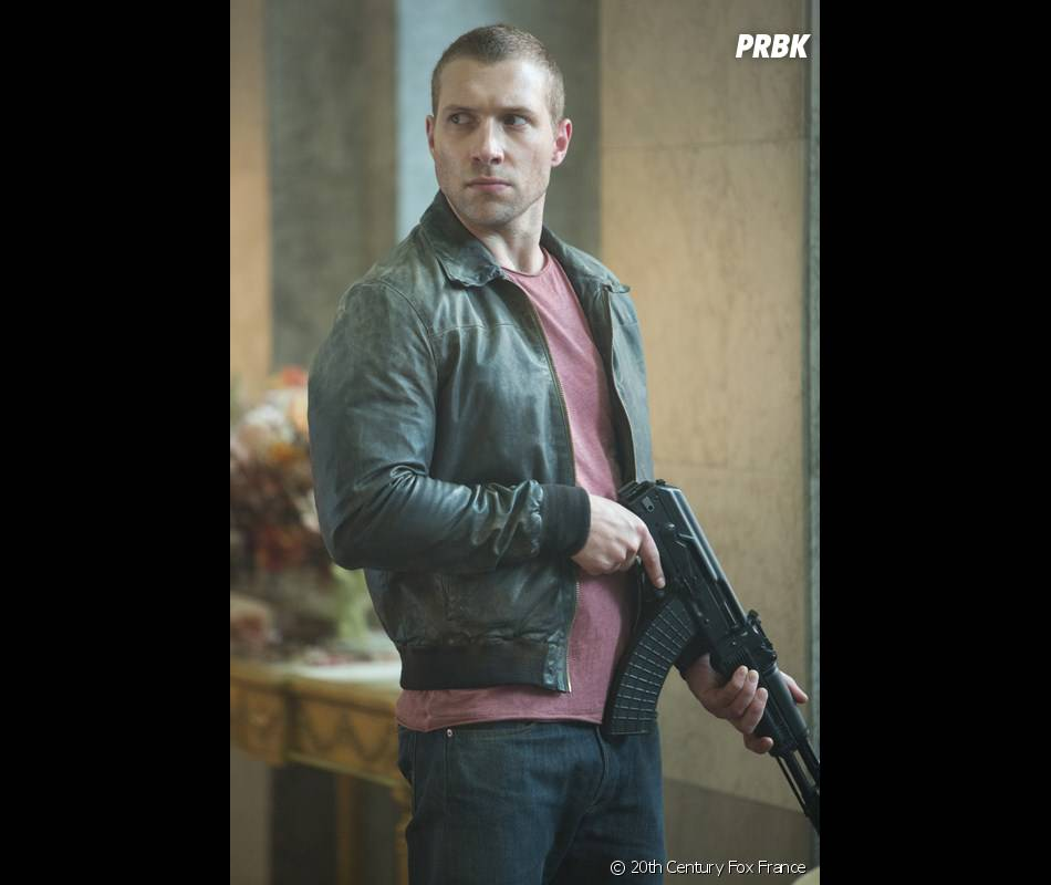 Jai Courtney n'a pas l'intention de devenir le nouveau John McClane