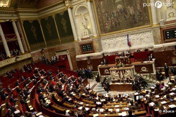 Le projet de loi du mariage pour tous a été voté dans l'après-midi à 329 voix contre 229.