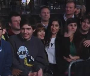 La foule était au rendez-vous au Hollywood Boulevard pour embrasser Jessica Alba