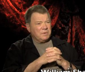 William Shatner se livre sur J.J. Abrams