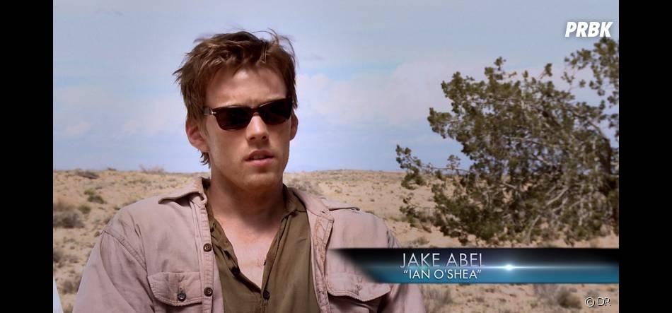 "Jake Abel parle des ""âmes vagabondes"""