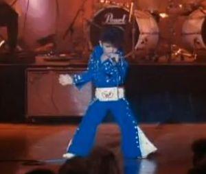 Bruno Mars en mini-Elvis pour le film Lune de Miel à Las Vegas