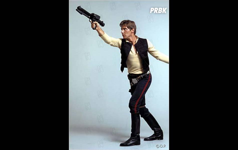 Han Solo nouveau héros de Star Wars 7 ?
