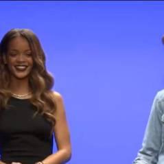 Rihanna se la joue styliste pour River Island : son défilé