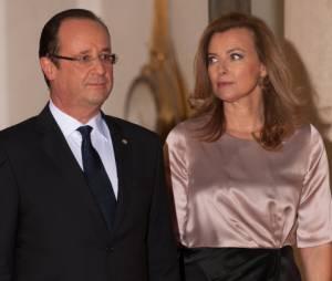 Valérie Trierweiler n'a pas aimé se retrouver avec François Hollande dans Paris Match