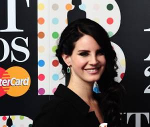 Lana Del Rey est repartie avec le prix de l'artiste internationale de l'année, hier, aux Brit Awards.