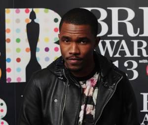 Frank Ocean est reparti avec le prix de l'artiste international de l'année, hier, aux Brit Awards.