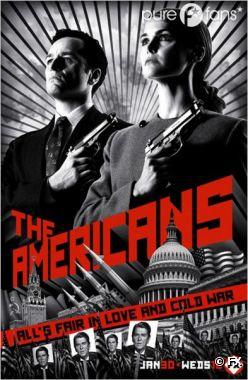The Americans aura une saison 2