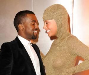 Amber Rose et Kanye West quand ils étaient encore amoureux