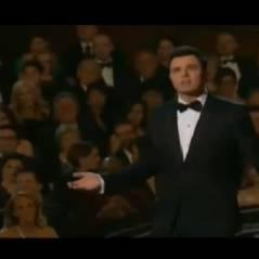 Rihanna et Chris Brown : petit tacle de Seth MacFarlane aux Oscars 2013
