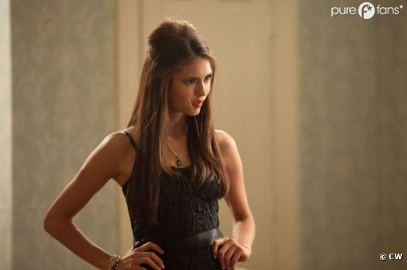 Elena va se faire passer pour Katherine dans Vampire Diaries