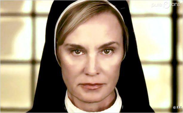 Jessica Lange en danger dans American Horror Story