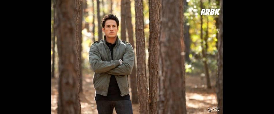 Tyler sera absent pour le reste de la saison dans Vampire Diaries