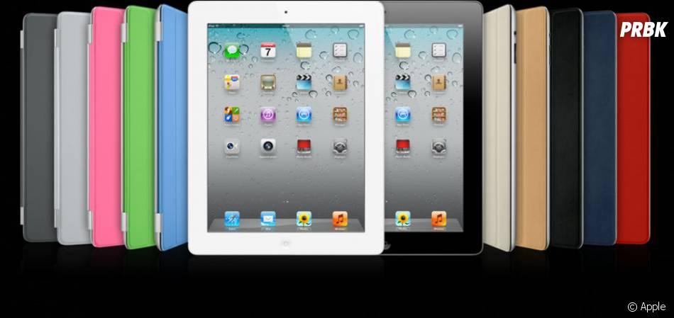 L'iPad 4 ne bénéficie pas de protection contre les enfants dépensiers.