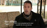 A la merveille : dans les coulisses du film de Terrence Malick avec Ben Affleck !