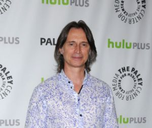 Robert Carlyle au panel PaleyFest de Once Upon a Time