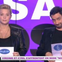 Cyril Hanouna VS Virginie Efira : battle de tête de suspense dans Touche pas à mon poste
