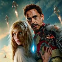 Iron Man 3 : Robert Downey Jr ne lâche pas Gwyneth Paltrow sur un nouveau poster