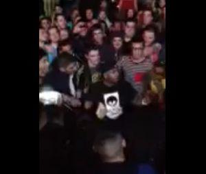 Les Psy4 de la Rime font leur Harlem Shake en concert à Limoges