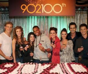 L'équipe de 90210 a dû dire adieu à la série