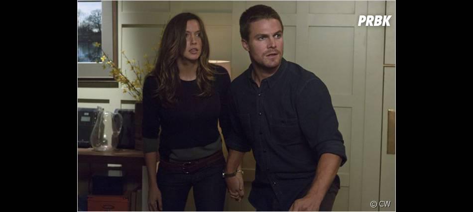 Arrow pourrait voir Laurel devenir un nouveau super-héros