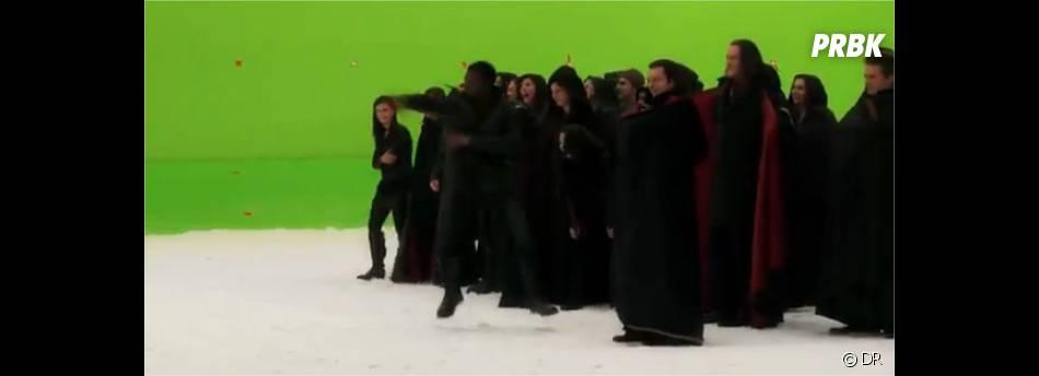 """Les Volturi surpris par les pas de danse de leurs """"adversaires"""""""