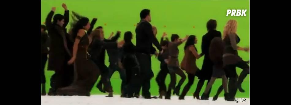 Quand les acteurs de Twilight 5 se détendent...