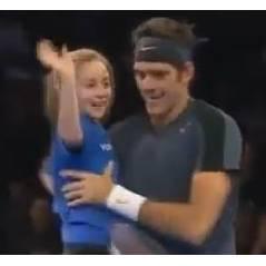 """Rafael Nadal """"humilié"""" par une fillette de 9 ans !"""
