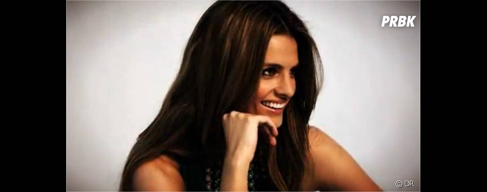 Stana Katic est toujours glam'